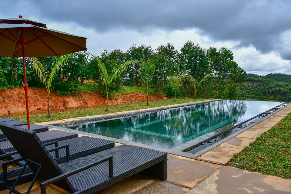 Piscine Mantadia Lodge